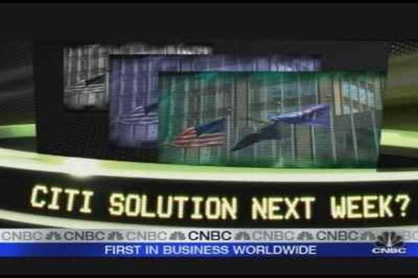 Citi Solution Next Week?