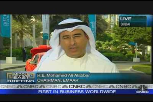 Middle East to Help US Fight Recession?