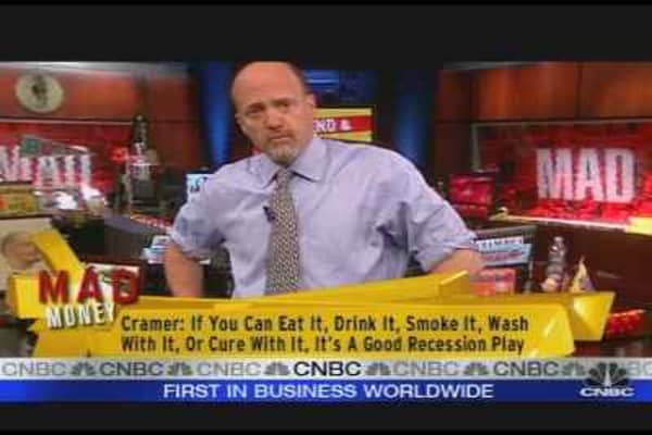 Cramer on 'Accidental High Yielders'