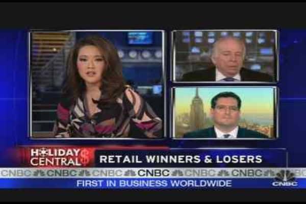 Retailer Winners & Losers
