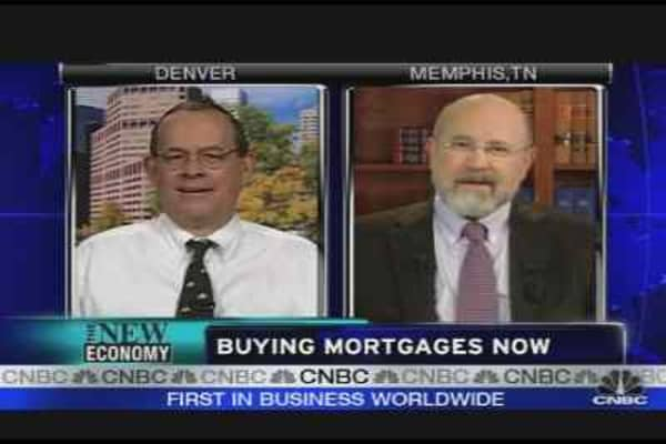 Buying Mortgages Now