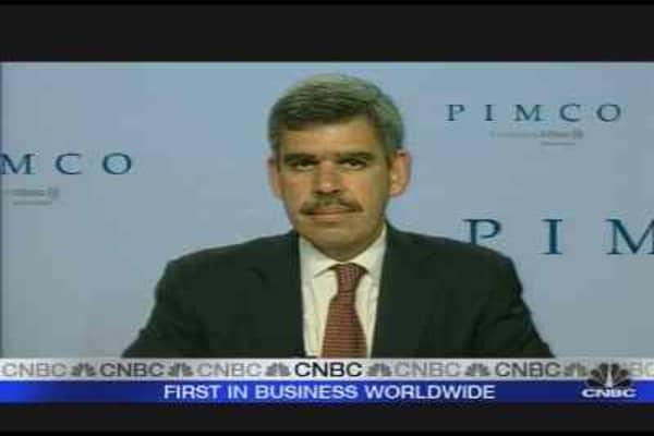 Pimco's El-Erian on the Markets