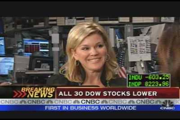 Meredith Whitney on Financials