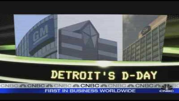 Detroit's D-Day