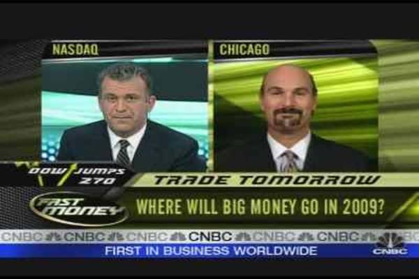 Hedge Funds Flee Market