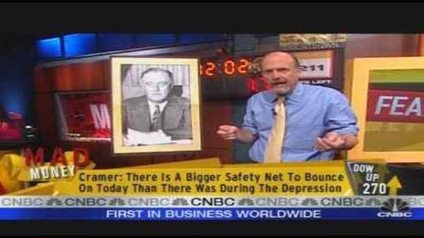 Cramer's Economic Outlook