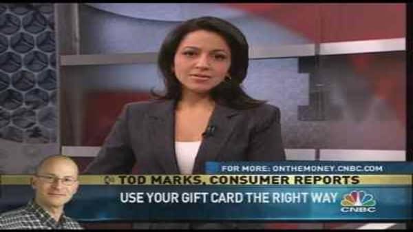 Alerting Consumers