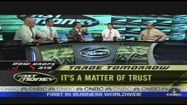 Fast Money Trust Tracker