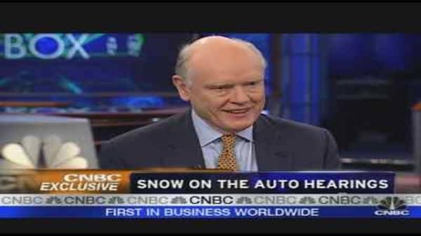 Snow's Economic Pulse