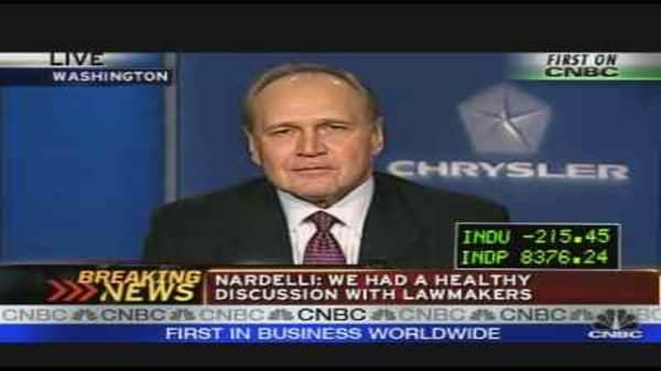 Nardelli On Federal Aid