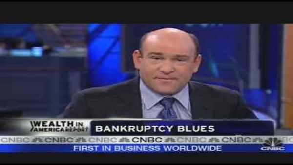 Big Three Bankruptcy Blues