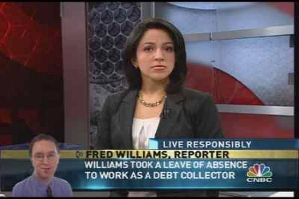 Confessions of a Debt Collector