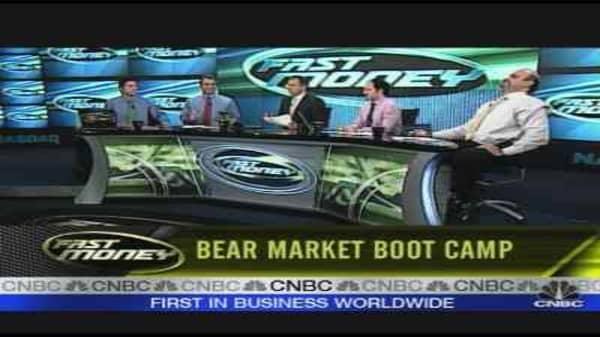 Bear Market Boot Camp