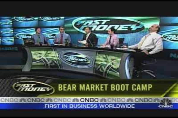 Bear Market Boot Camp