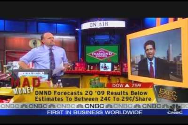 DMND CEO On Food Biz