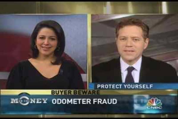 Buyer Beware: Odometer