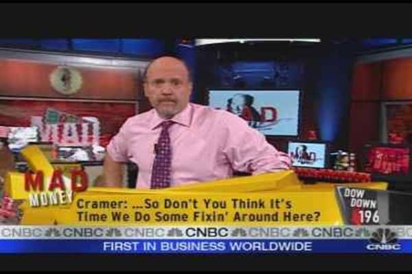 Cramer's Market Strategy