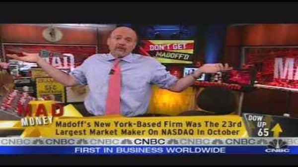 Don't Get Madoff'd