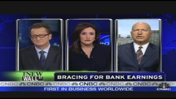 Bracing for Bank Earnings