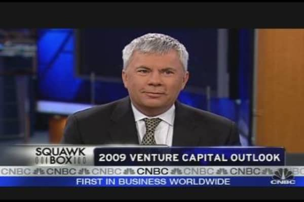 2009 Venture Capital Outlook