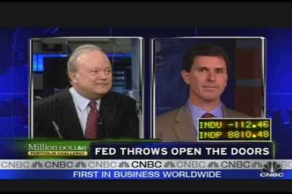 Fed Throws Open the Doors