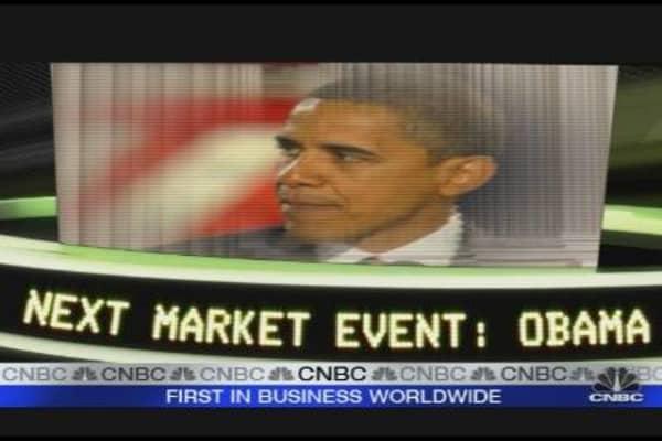Trade Tomorrow: Obama Effect