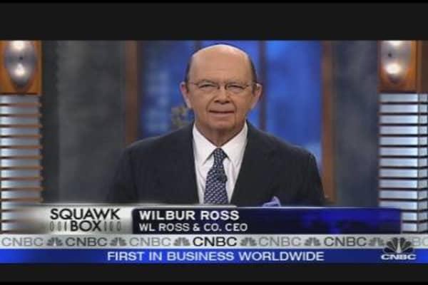 Wilbur Ross on Madoff Scandal