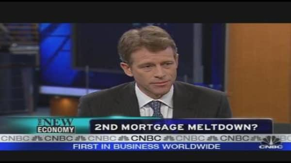 Second Mortgage Meltdown