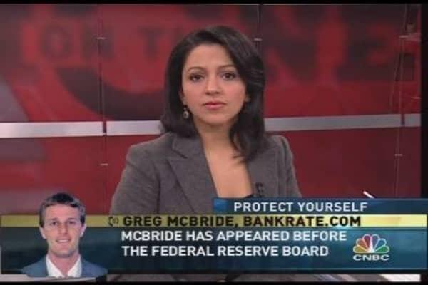 Talking Mortgage Rates