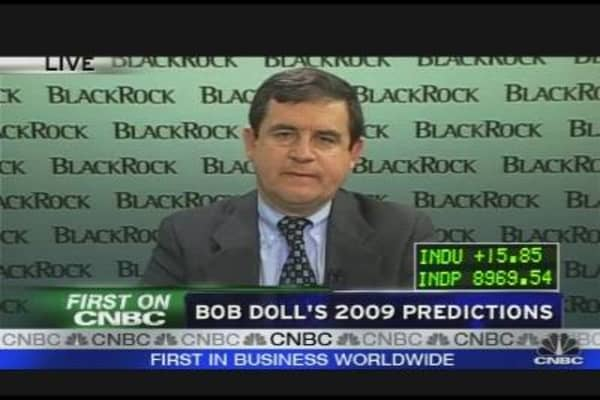 Bob Doll's 2009 Predictions