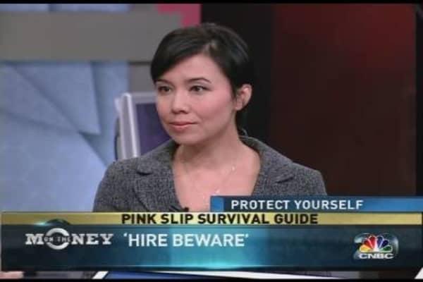 Surviving A Pink Slip
