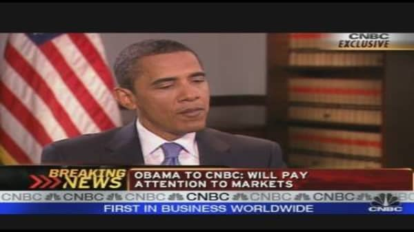 Obama's Plan of Action