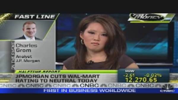 Wal-Mart No Longer Retail Wizard: Analyst