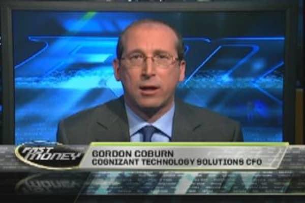 Web Extra: Gordon Coburn, Cognizant