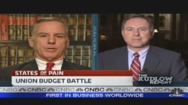 Union Budget Battle