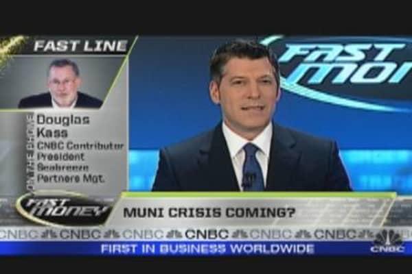 Muni Crisis Coming?