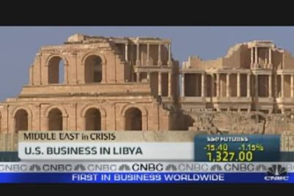 US Business in Libya