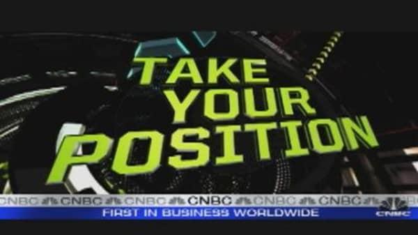 Take Your Position: Hewlett-Packard