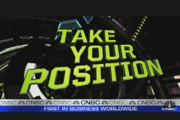Take Your Position: Hewlett-Packard