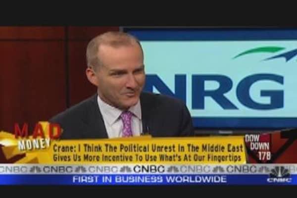 Executive Decision: NRG