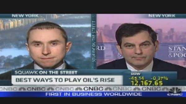 Big Oil Trade