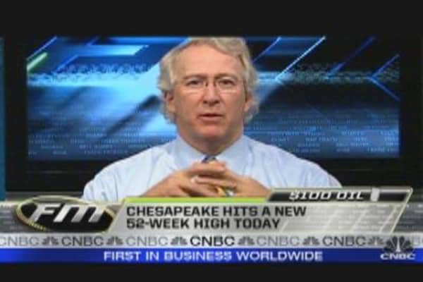 Chesapeake Energy CEO on Earnings