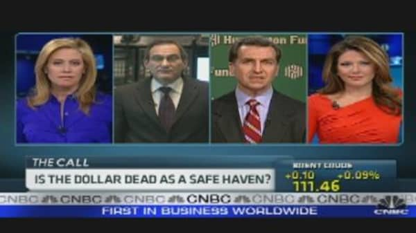 Is the Dollar Dead?