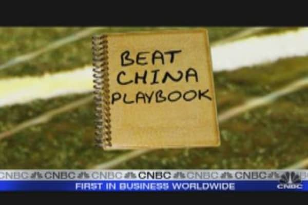 Beat China: Innovation