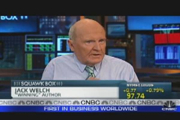 Welch Talks Energy Independence