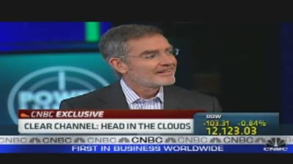 Clear Channel: Head in The Clouds
