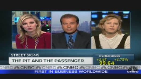 Airfares: The New Oil Hedge?