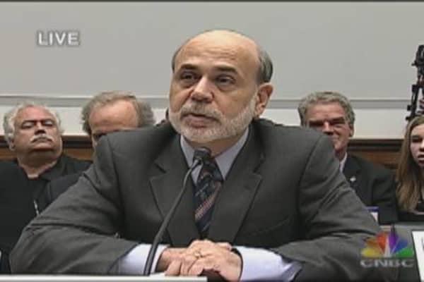 Bernanke in House Hotseat