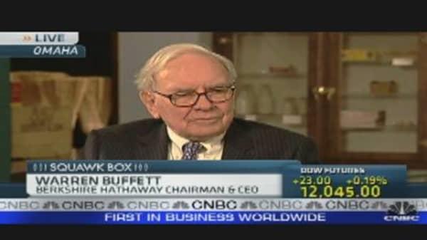 Buffett Talks NetJets