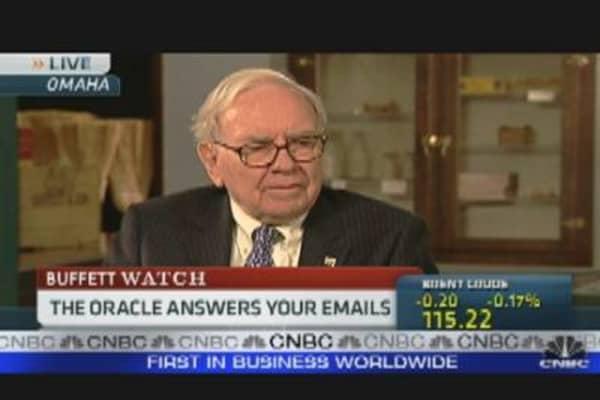 Buffett: GEICO Ad Budget Works